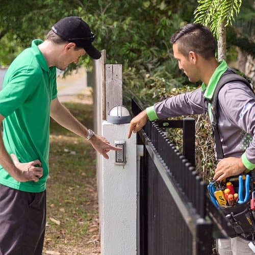 Cairns Apartment Complex Gate Automation & Intercom Repairs