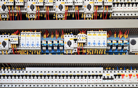 >Switchboards & Safety Switches